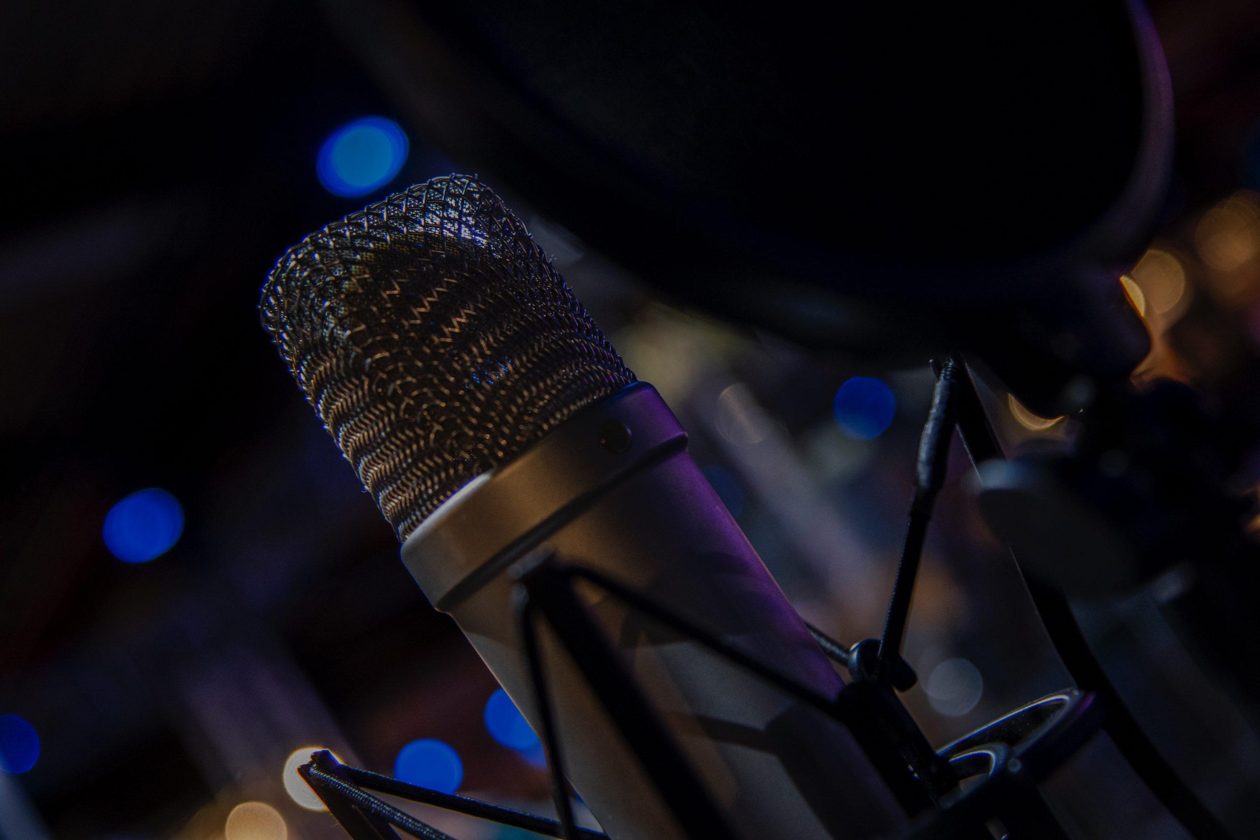 Mикрофон за звукозапис