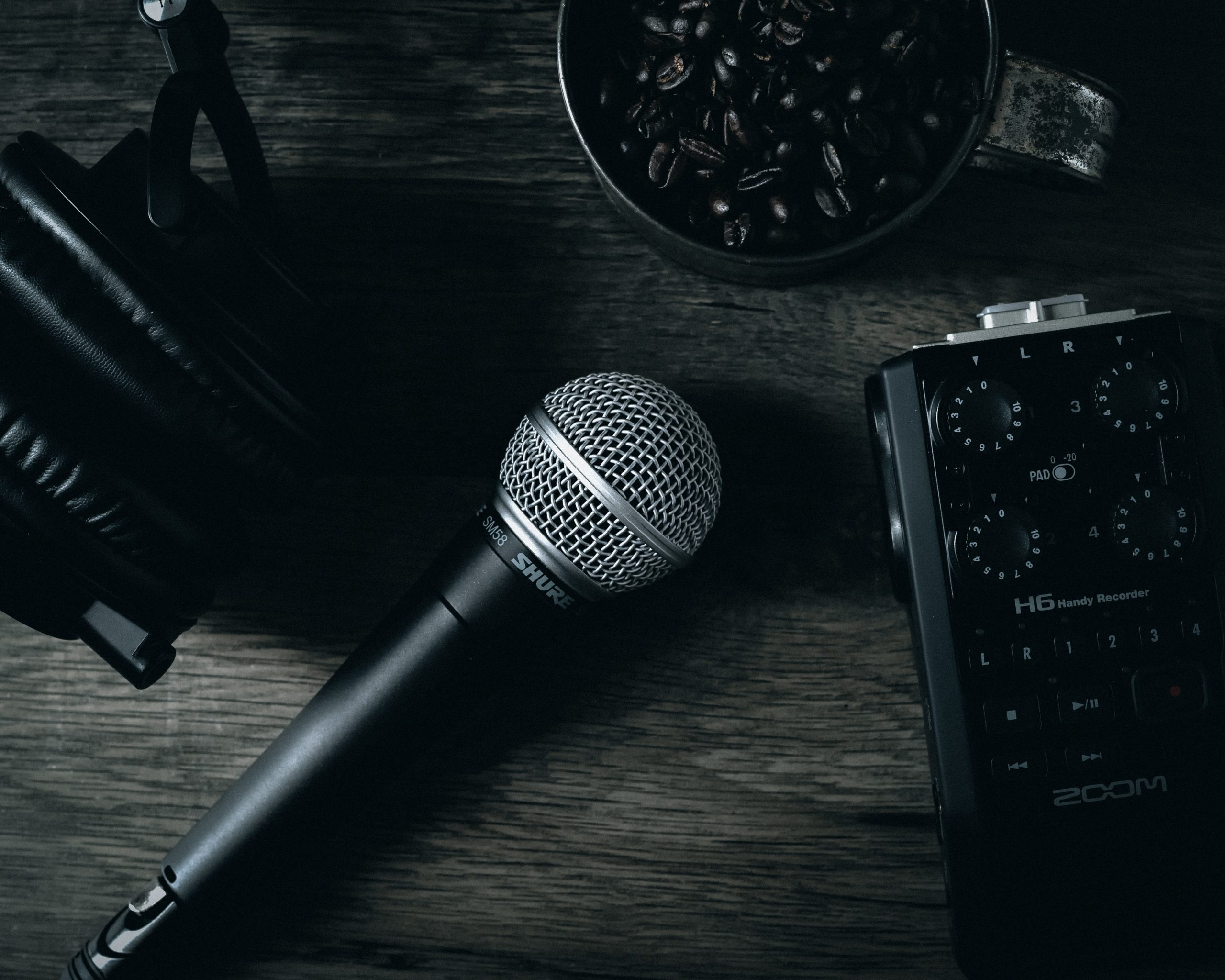 Кондензаторен микрофон